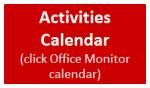 Activities Calendar Button
